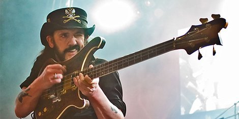 Top Lemmy Kilmister Moments