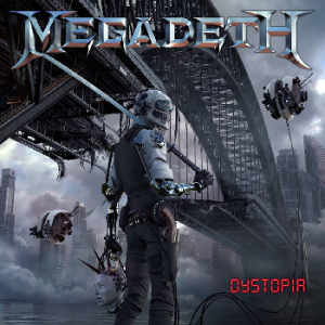 Mustaine Alludes to 'Great Riffs' On Dystopia