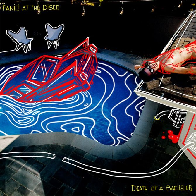 Death Of A Bachelor – Panic! At The Disco