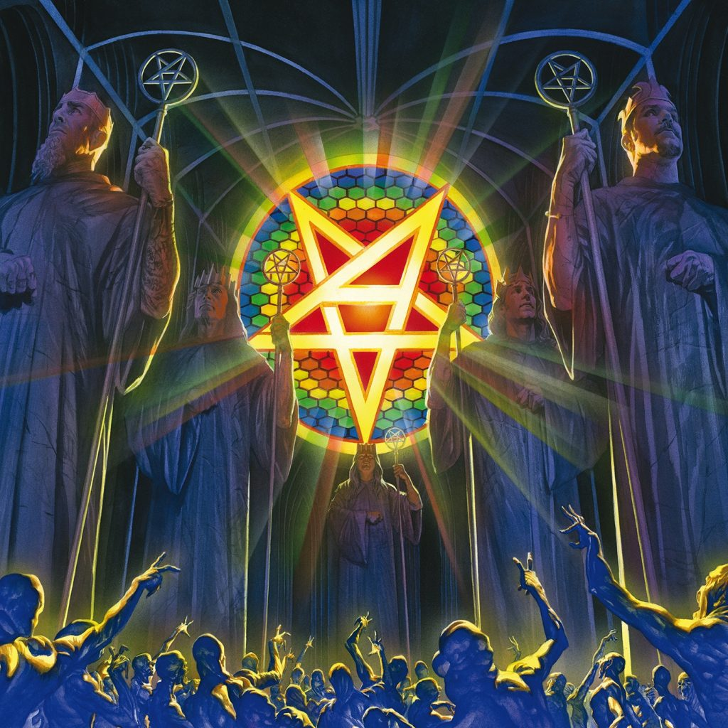 For All Kings – Anthrax