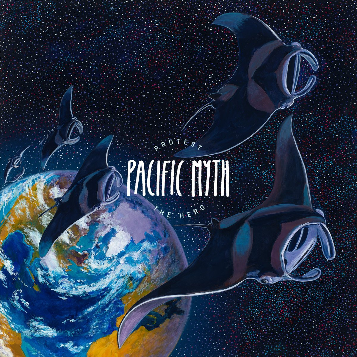 Pacific Myth – Protest The Hero Review