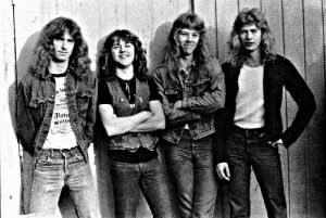Choosing Your Bandmates: Case Study Metallica