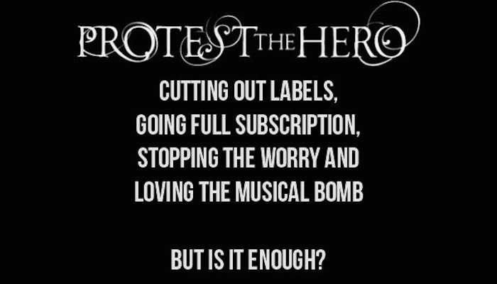 Have Protest The Hero Found The Future Of Music Distribution?